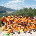 campamento internacional 14
