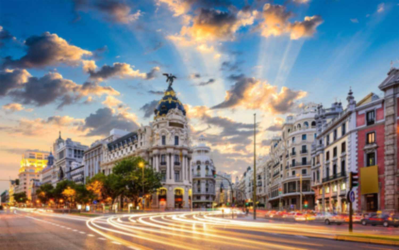 Curso de idiomas de verano en Madrid