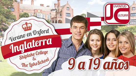 Programas de verano en Oxford y Shiplake College